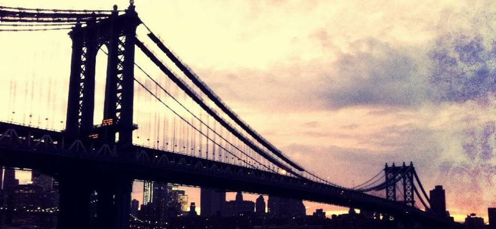 Brooklyn Bridge from DUMBO, Brooklyn